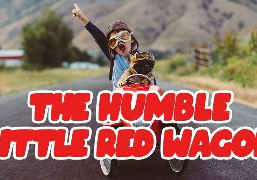 Fun-The-Humble-Little-Red-Wagon